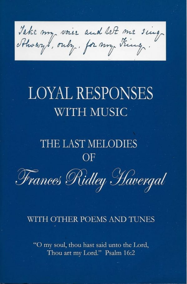 Loyal Responses With Music Front Cover